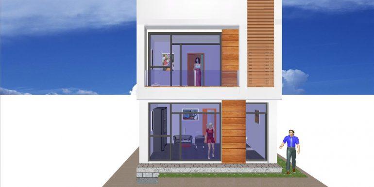 1, maison moderne 149,86