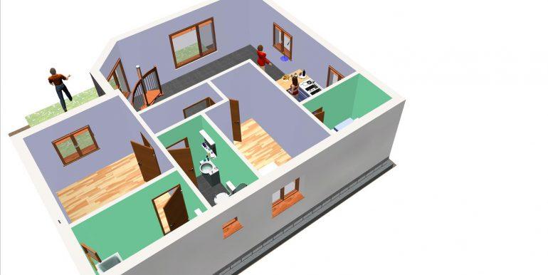 10, Vivienda 118,96 m² -
