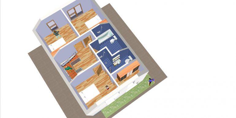 10, Vivienda 140 m2 B