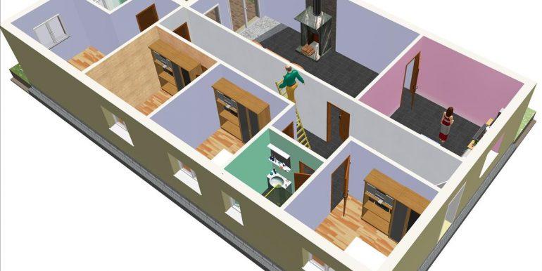 10 Vivienda ref 128,78 m² a