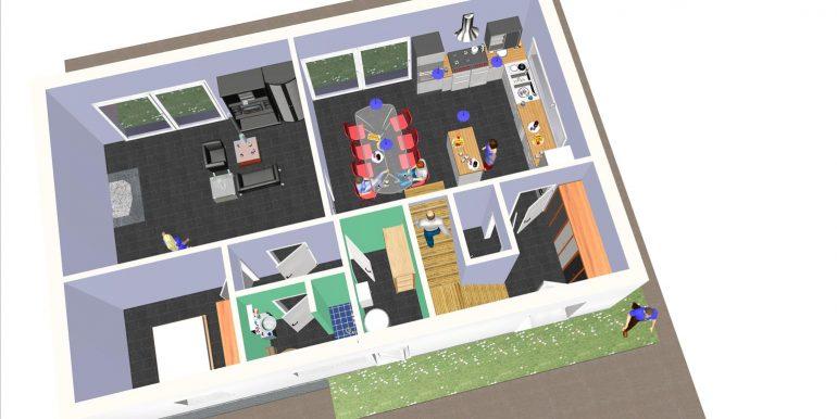 10, vivienda moderna madrid