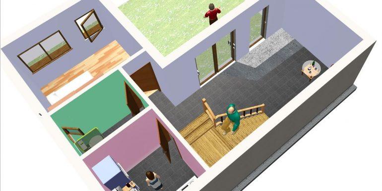 11 Vivienda 86,0 m²
