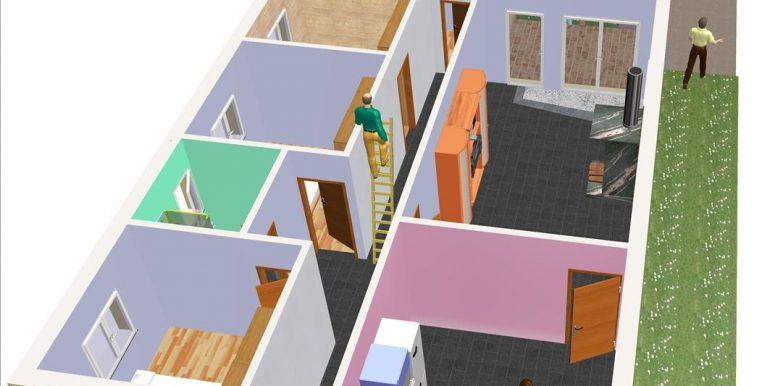 11 Vivienda ref 128,78 m² a
