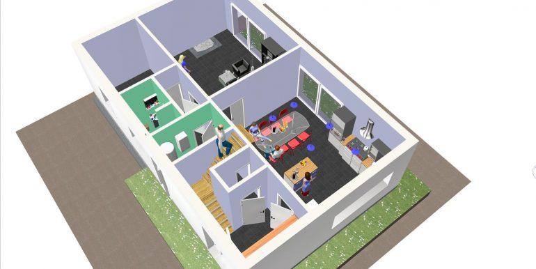 11,vivienda moderna madrid