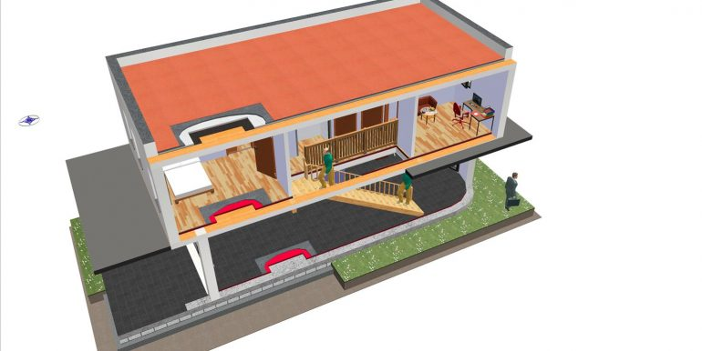 12 V Maison Barcelona 158,45 m²
