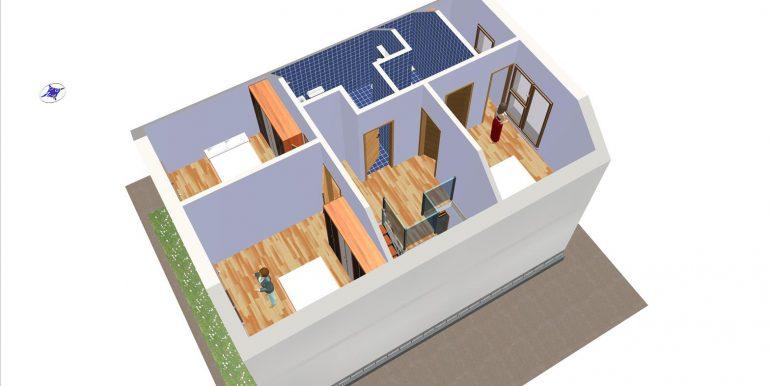 12, Vivienda 140 m2 B