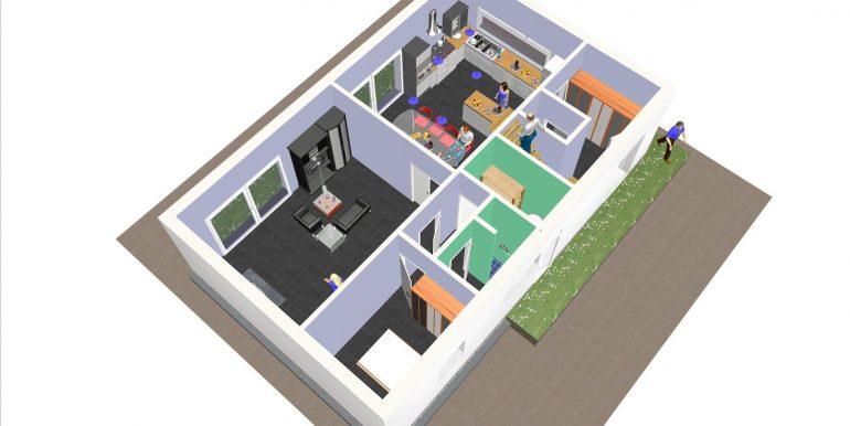 12, vivienda moderna madrid