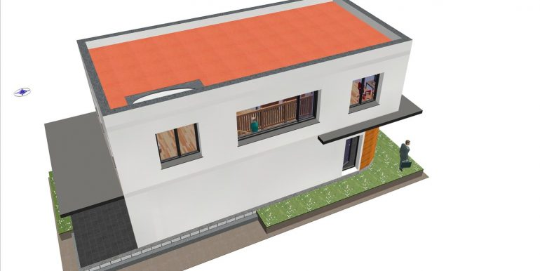 13 Maison Barcelona 158,45 m²