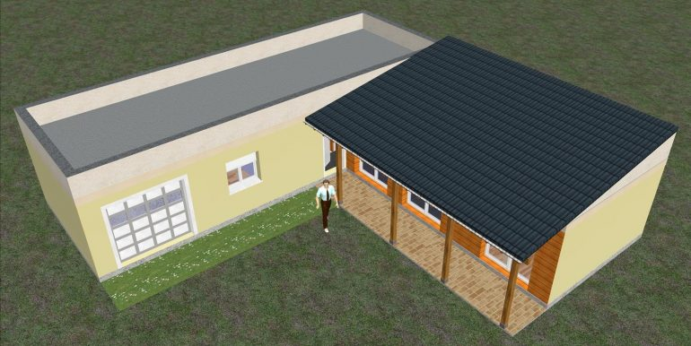 13 Projet Mr Herluison 127,50 m²