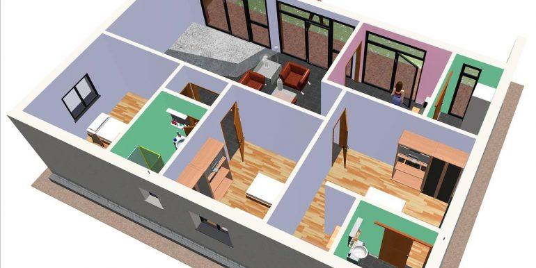13 Vivienda 119,50 m² Murcia