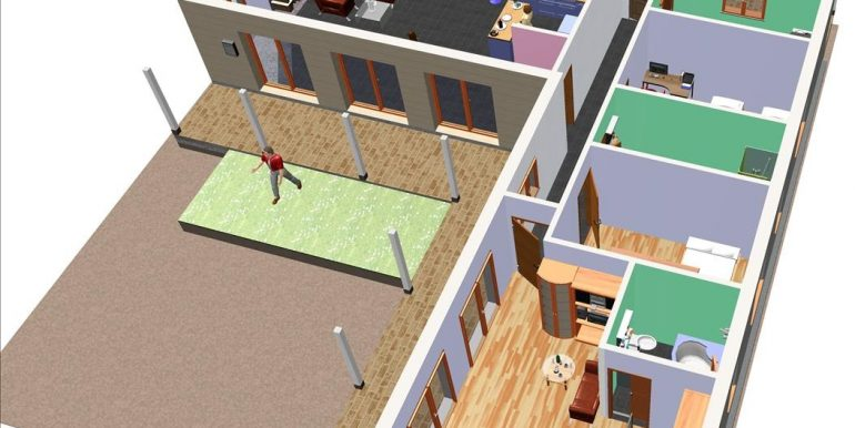 13 Vivienda 224,00 m²