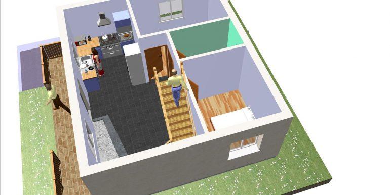 13 Vivienda ref 122,40 m²