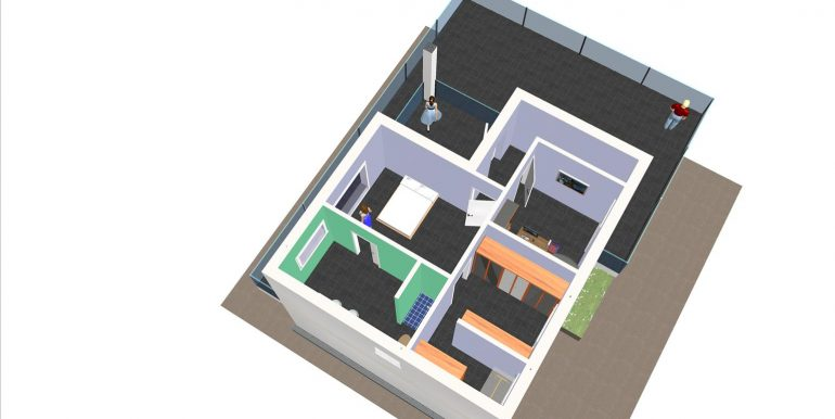 13, vivienda moderna madrid