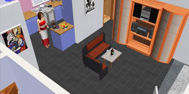 14 P BAJA - Vivienda ref 112 m² B