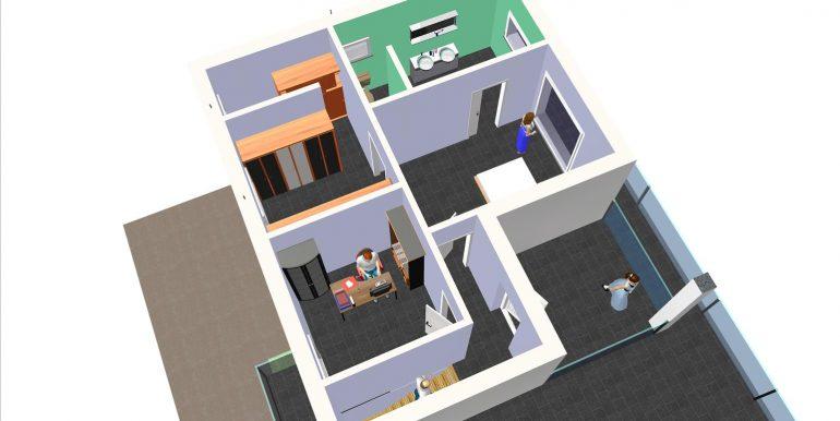 14, maisons modernes