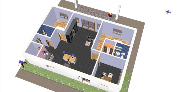 15, Maison 119,10 m2 - copia