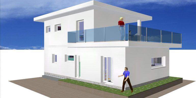 15, maisons modernes