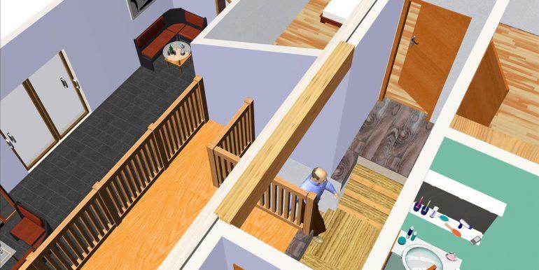 15 p primera - Vivienda 180,24 m²