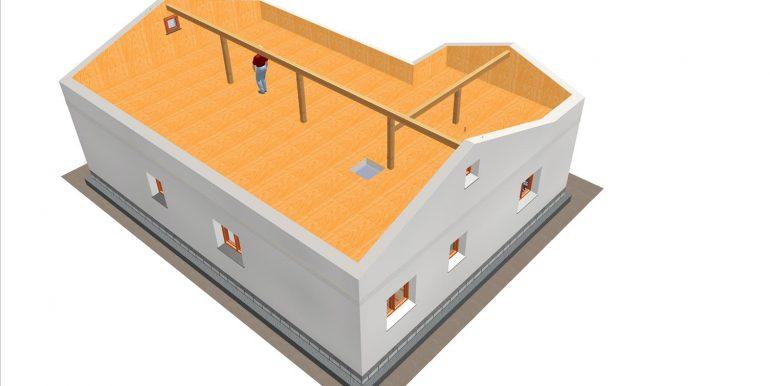 16 - Mansarde maison bois 133,24