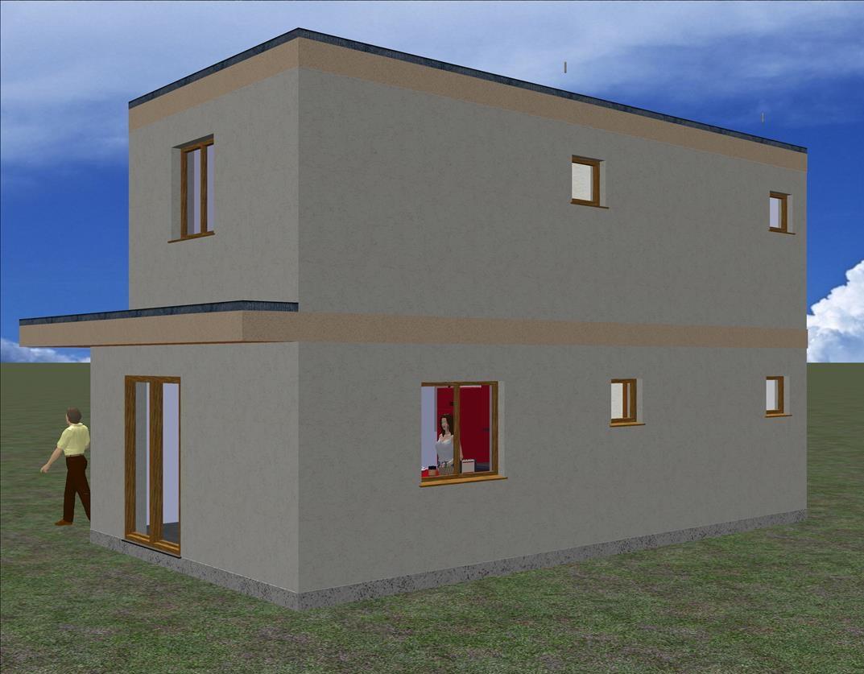 Maison moderne contemporaine 105 81 m prix finition for Maison moderne 83