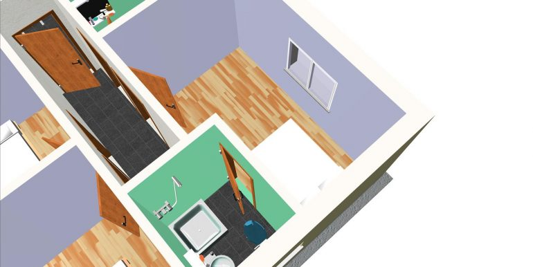 16 Vivienda 87,00 m² - B