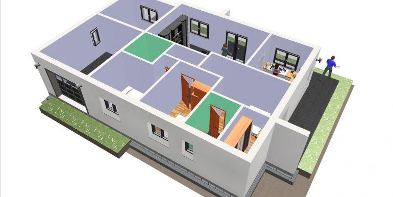 16, maison moderne garage 139,72 m2