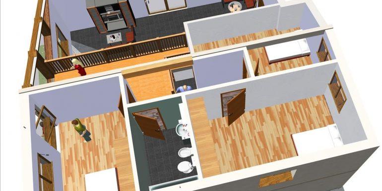 16 p primera - Vivienda 180,24 m²