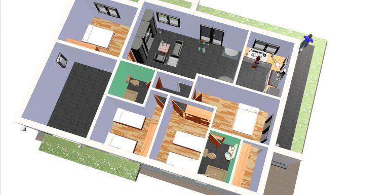 17, maison moderne garage 139,72 m2