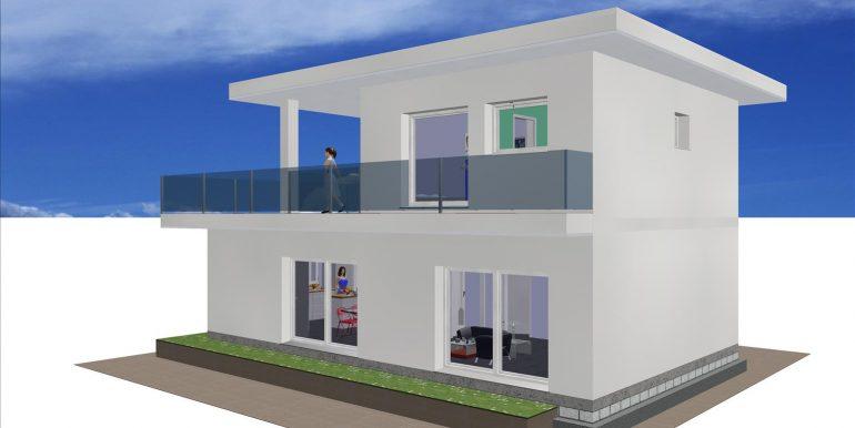 17, maisons modernes
