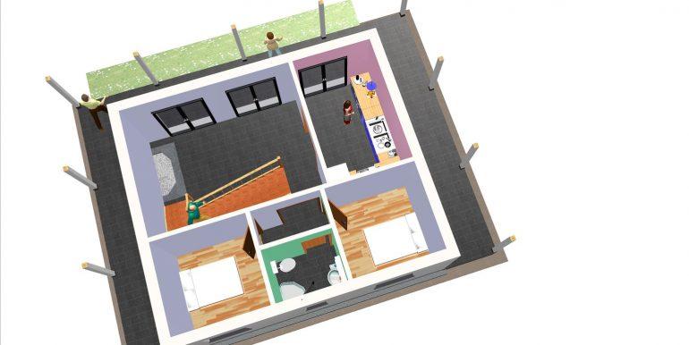 18 Maison 165,00 m² RDC