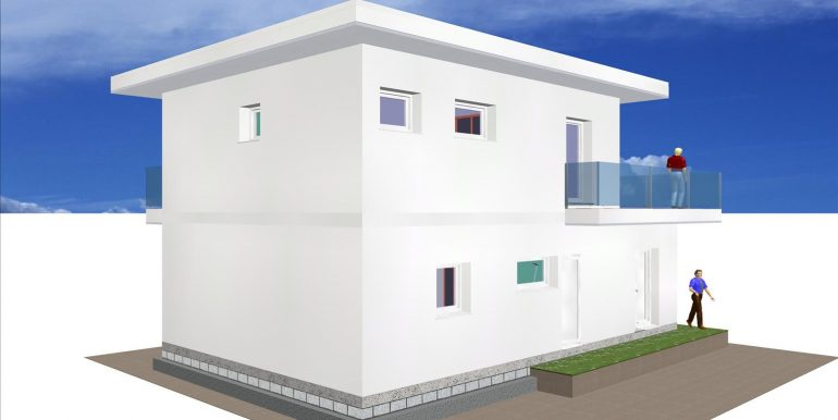 18, maisons modernes