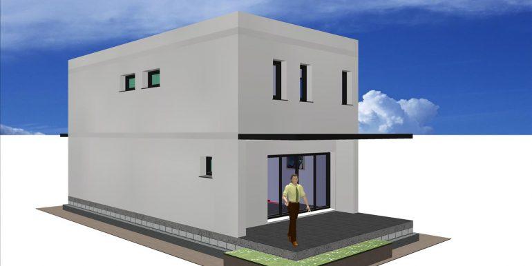 19 Maison Barcelona 158,45 m²