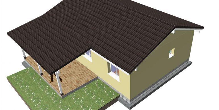 19 Vivienda 87,00 m² - B