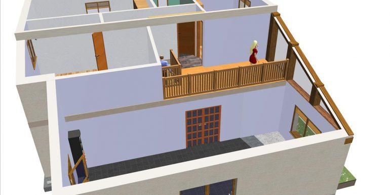 19 p primera - Vivienda 180,24 m²