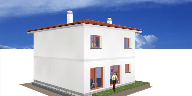 2, Maisonossaturebois Girona 161,50 m² 01 -