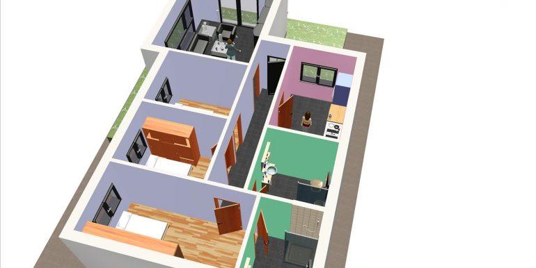 20, Maison 95,67 m2