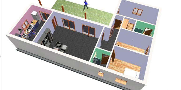 20 Vivienda 132,87 m²
