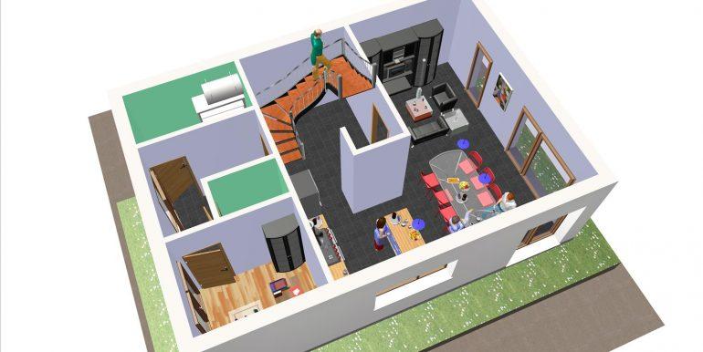 20, Vivienda 140 m2 B