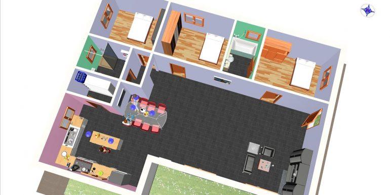 20 - vente maison bois 133,24