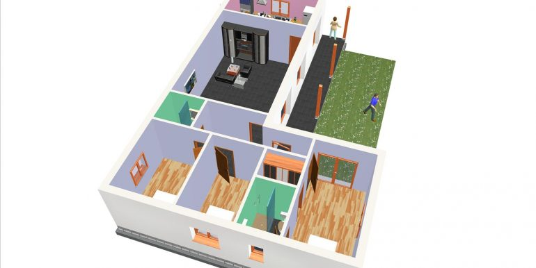 22 Vivienda 132,87 m²