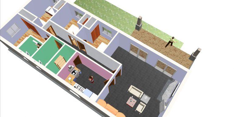 22 Vivienda Emma140 m²