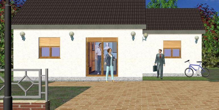 22 Vivienda Sara 82,47 m² - T