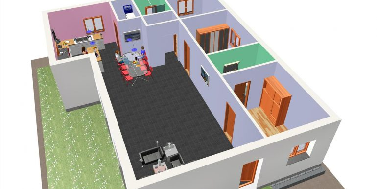 22 - vente maison bois 133,24
