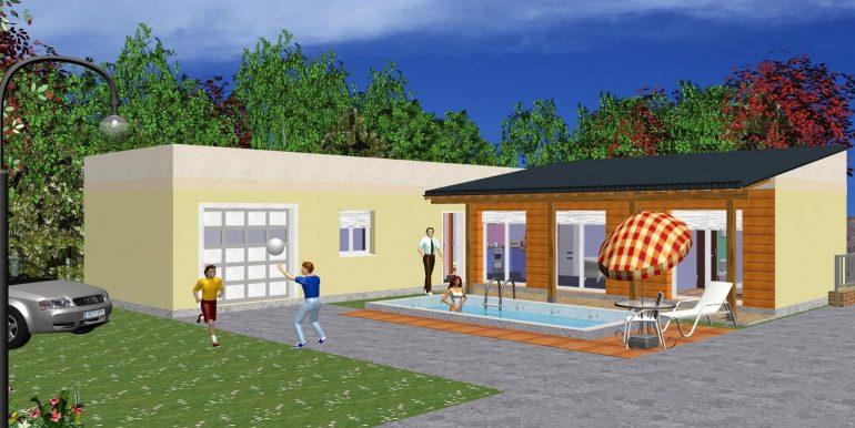 23 Projet Mr Herlusson 127,50 m² -t - 4