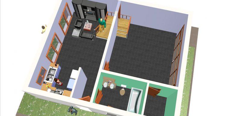 24 Maisonossaturebois Girona 161,50 m² 01 - copia -