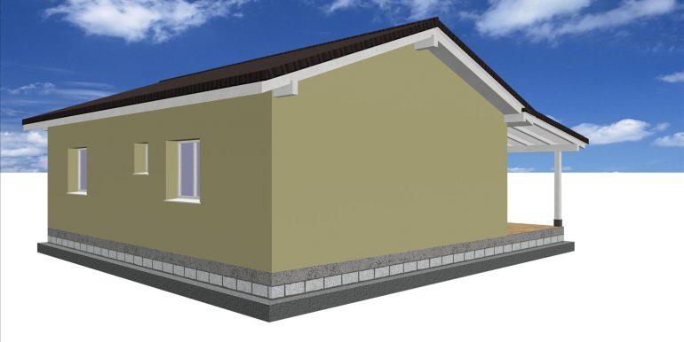 24 Vivienda 87,00 m² - B
