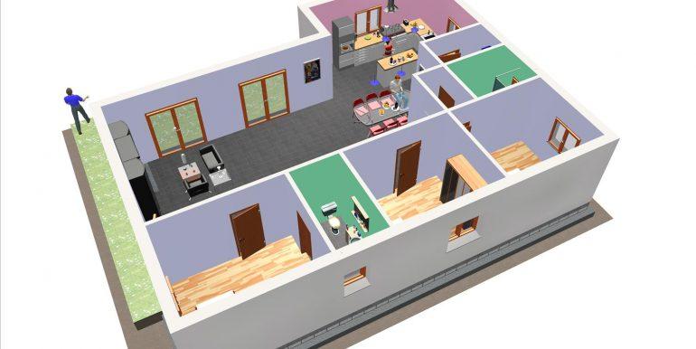 24 - vente maison bois 133,24