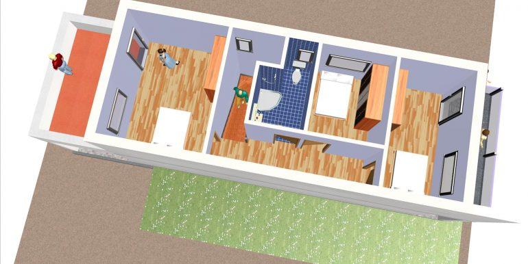 25, construction maison 170