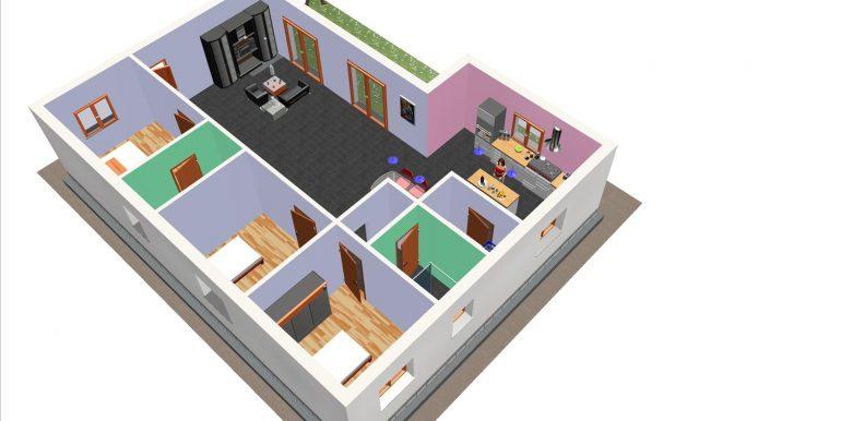 25 - vente maison bois133,24