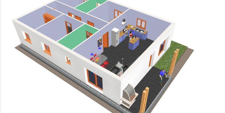 26 MAISON 144,40 m2